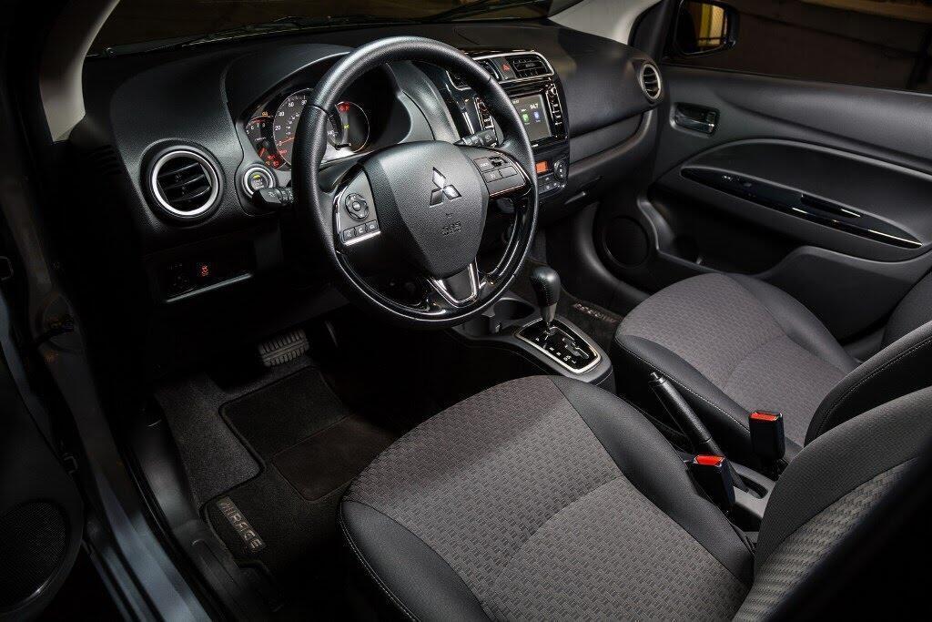 Mitsubishi Mirage mới sẽ sử dụng khung gầm của Renault Clio - Hình 8