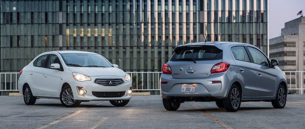 Mitsubishi Mirage mới sẽ sử dụng khung gầm của Renault Clio - Hình 9