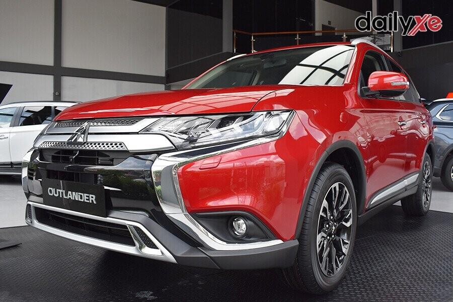Tổng quan Mitsubishi Outlander