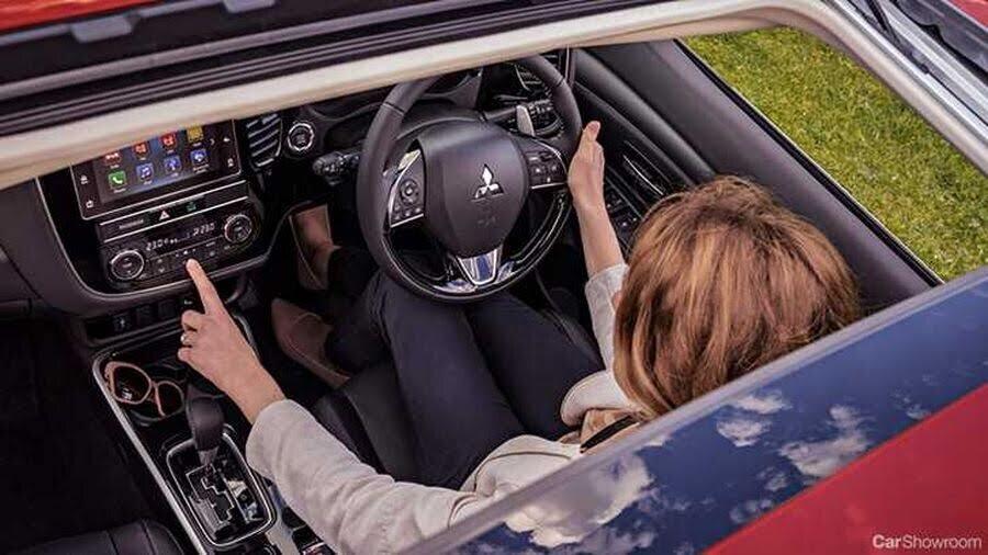 Mitsubishi Outlander 2019 cập nhật hệ truyền động và cơ khí để cải thiện trải nghiệm lái - Hình 2