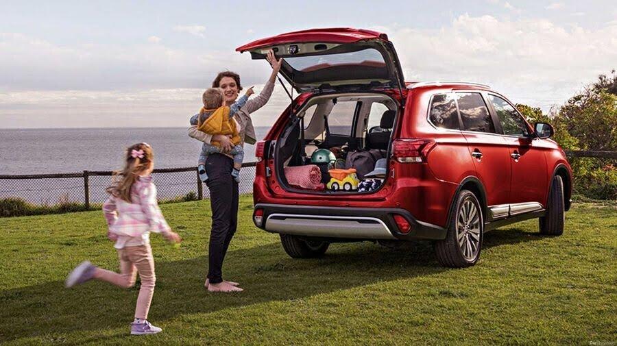 Mitsubishi Outlander 2019 cập nhật hệ truyền động và cơ khí để cải thiện trải nghiệm lái - Hình 3