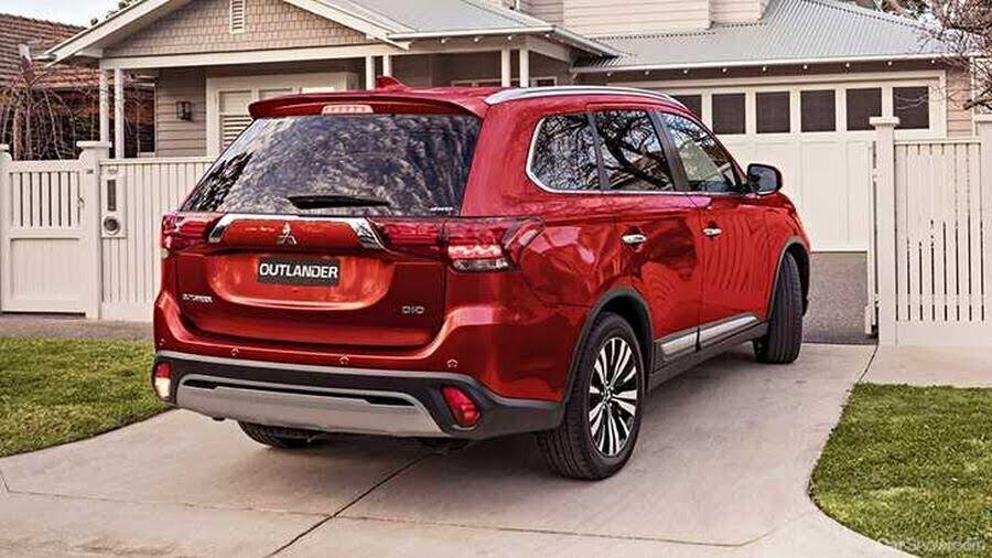 Mitsubishi Outlander 2019 cập nhật hệ truyền động và cơ khí để cải thiện trải nghiệm lái - Hình 5