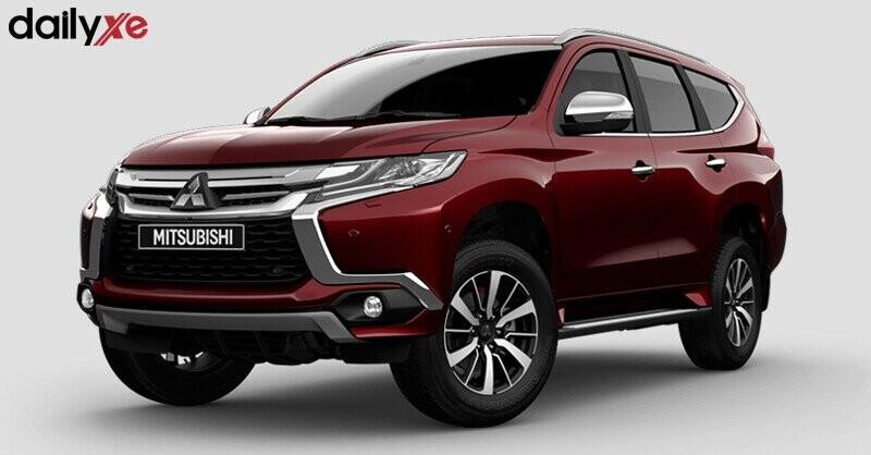 Tổng quan Mitsubishi Pajero Sport