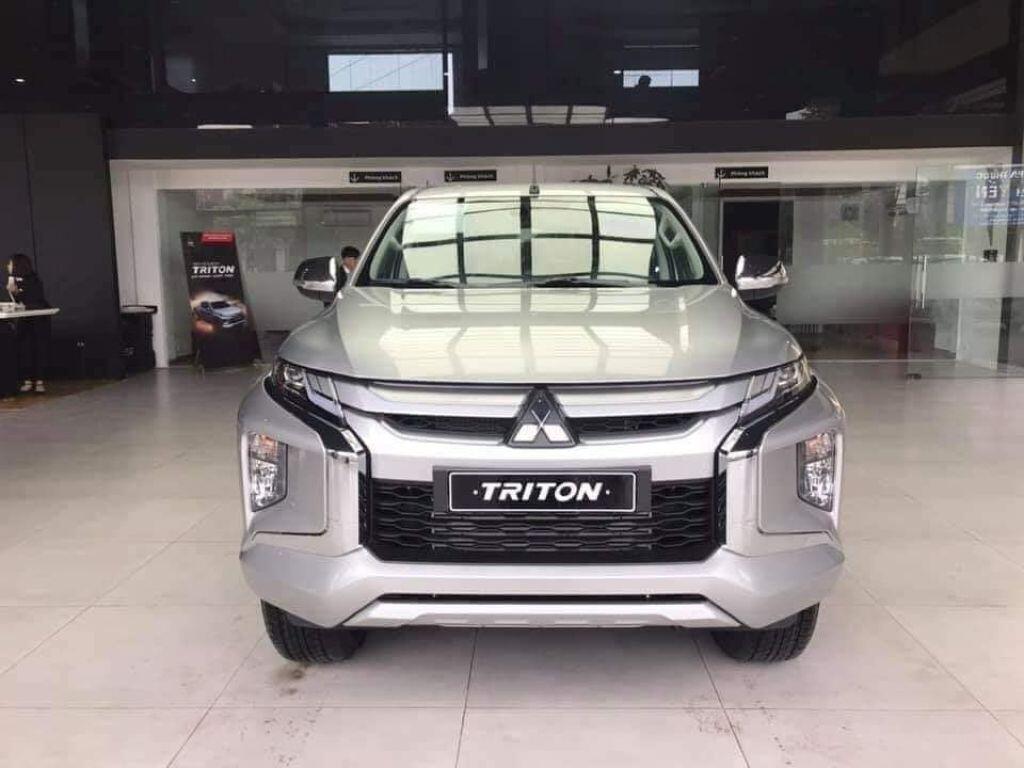 Mitsubishi Triton 2019 có mặt tại các đại lý -sẵn sàng giao xe trước Tết Ta - Hình 1