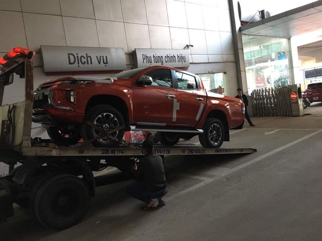 Mitsubishi Triton 2019 có mặt tại các đại lý -sẵn sàng giao xe trước Tết Ta - Hình 10