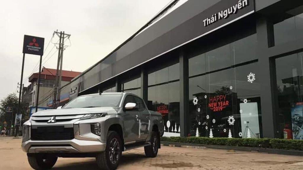 Mitsubishi Triton 2019 có mặt tại các đại lý -sẵn sàng giao xe trước Tết Ta - Hình 11