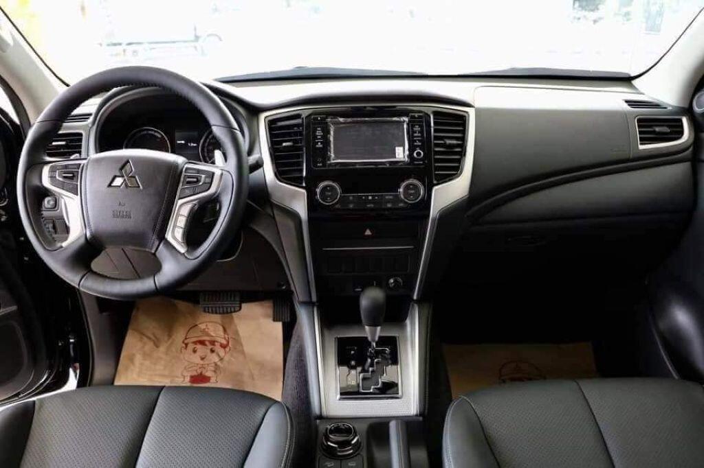 Mitsubishi Triton 2019 có mặt tại các đại lý -sẵn sàng giao xe trước Tết Ta - Hình 13
