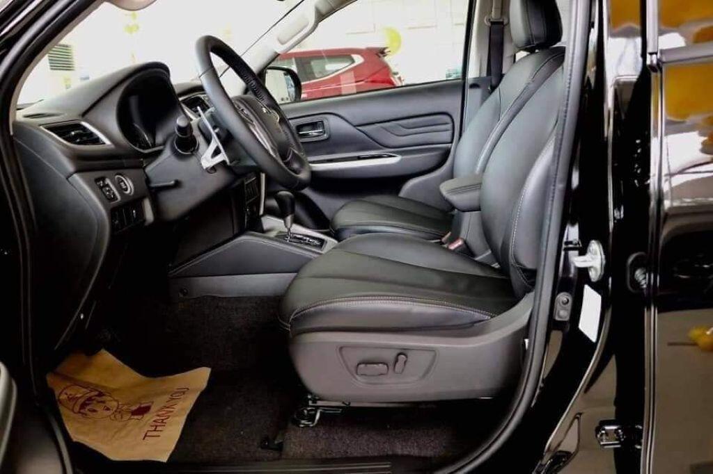 Mitsubishi Triton 2019 có mặt tại các đại lý -sẵn sàng giao xe trước Tết Ta - Hình 14