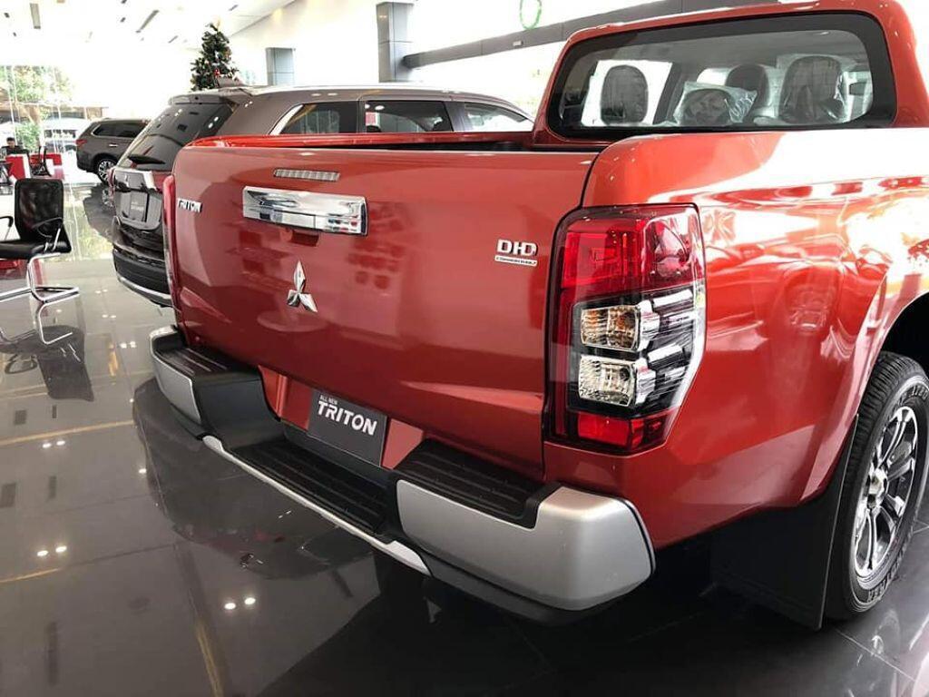 Mitsubishi Triton 2019 có mặt tại các đại lý -sẵn sàng giao xe trước Tết Ta - Hình 15
