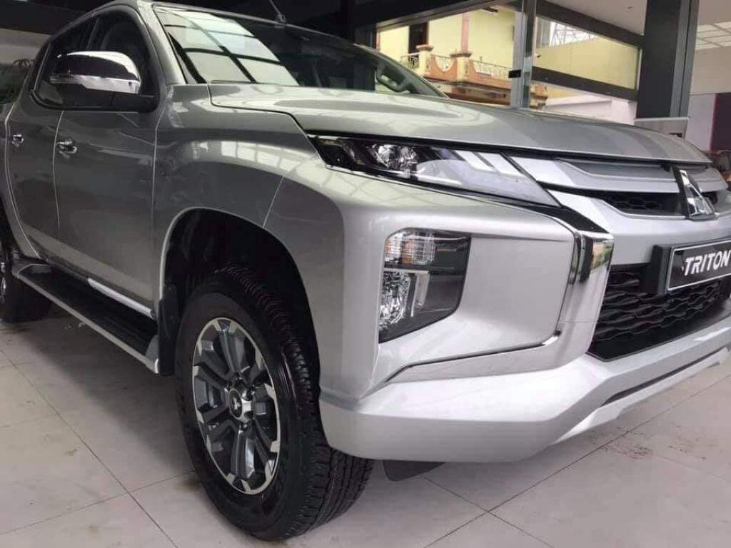 Mitsubishi Triton 2019 có mặt tại các đại lý -sẵn sàng giao xe trước Tết Ta - Hình 2