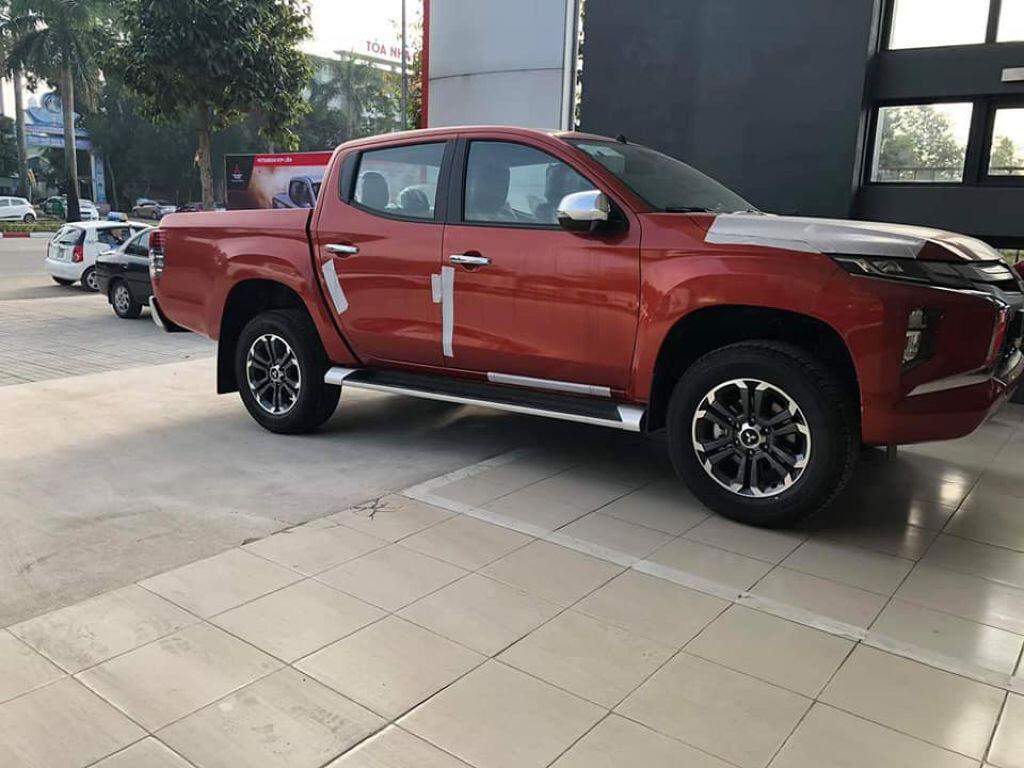 Mitsubishi Triton 2019 có mặt tại các đại lý -sẵn sàng giao xe trước Tết Ta - Hình 3