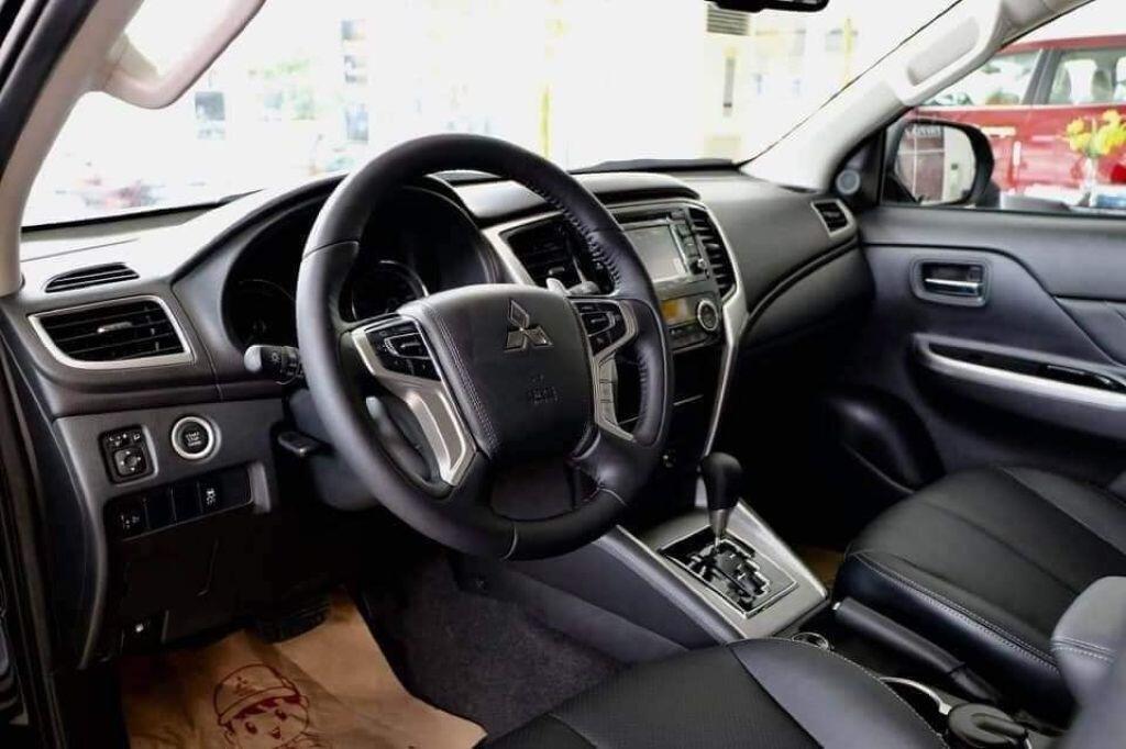 Mitsubishi Triton 2019 có mặt tại các đại lý -sẵn sàng giao xe trước Tết Ta - Hình 5
