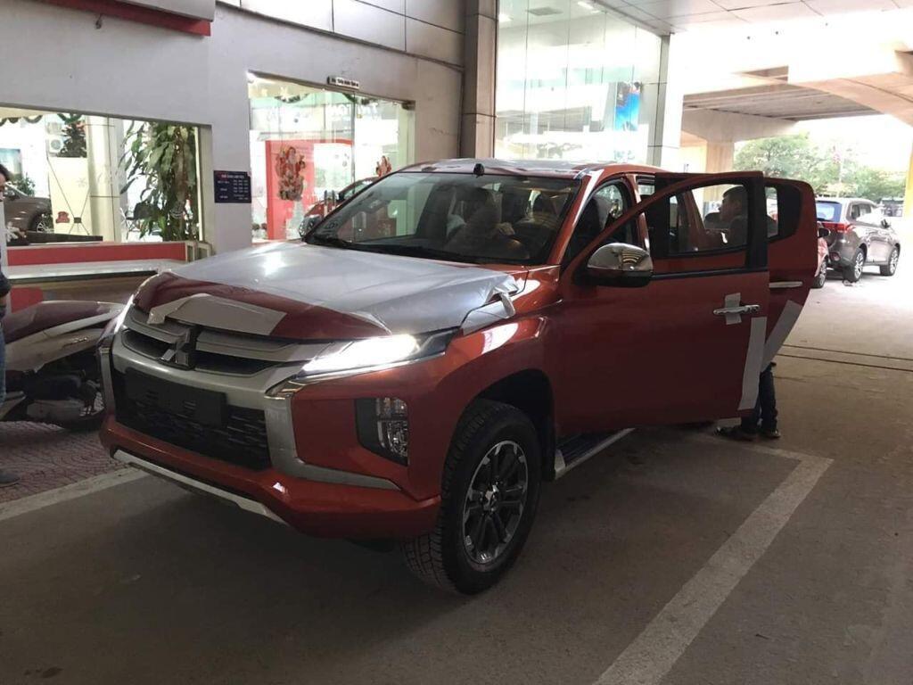 Mitsubishi Triton 2019 có mặt tại các đại lý -sẵn sàng giao xe trước Tết Ta - Hình 6
