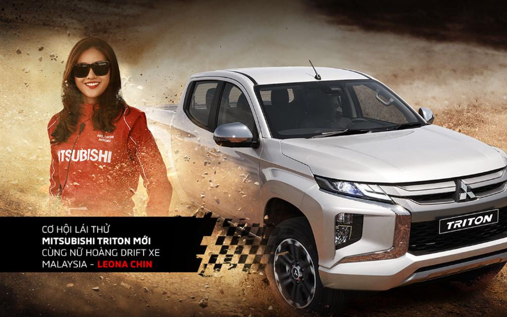 Mitsubishi Triton 2019 có mặt tại các đại lý -sẵn sàng giao xe trước Tết Ta - Hình 7