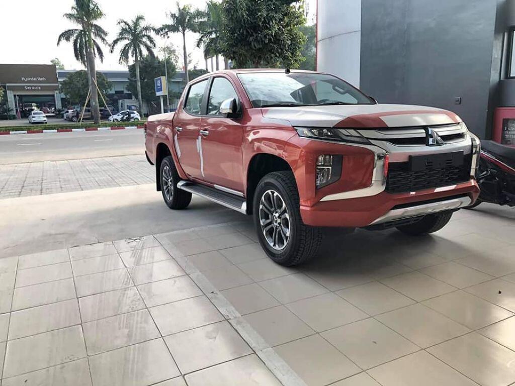 Mitsubishi Triton 2019 có mặt tại các đại lý -sẵn sàng giao xe trước Tết Ta - Hình 9