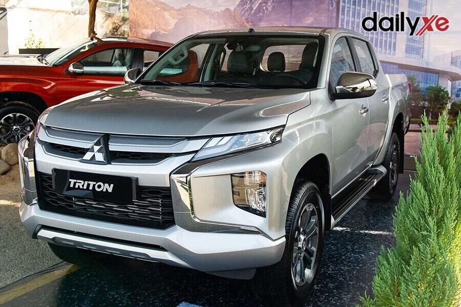 Tổng quan Mitsubishi Triton