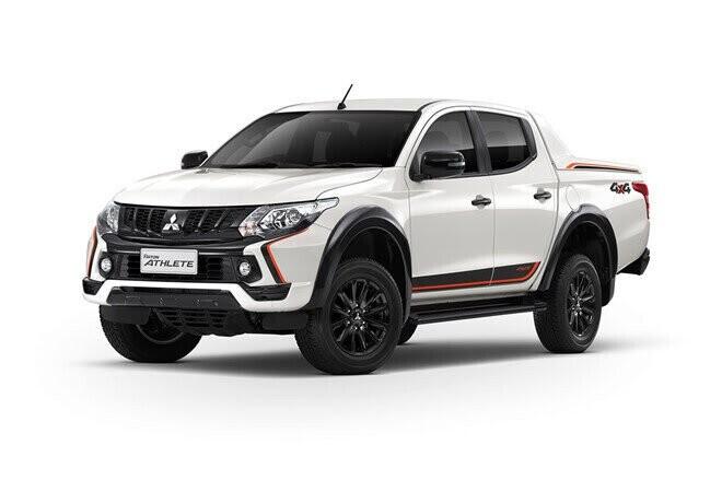 Mitsubishi Triton Athlete, đối thủ của Ford Ranger Wildtrak sắp ra mắt - Hình 1