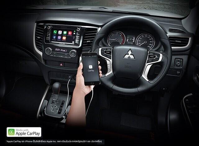 Mitsubishi Triton Athlete, đối thủ của Ford Ranger Wildtrak sắp ra mắt - Hình 2