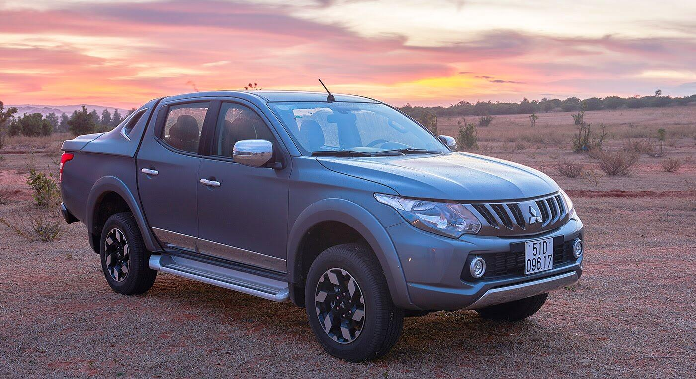 Mitsubishi Triton MIVEC 2017 và những bất ngờ từ khả năng vận hành - Hình 1