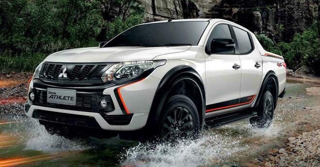 Mitsubishi Triton thêm phiên bản thể thao tại Việt Nam - Hình 1