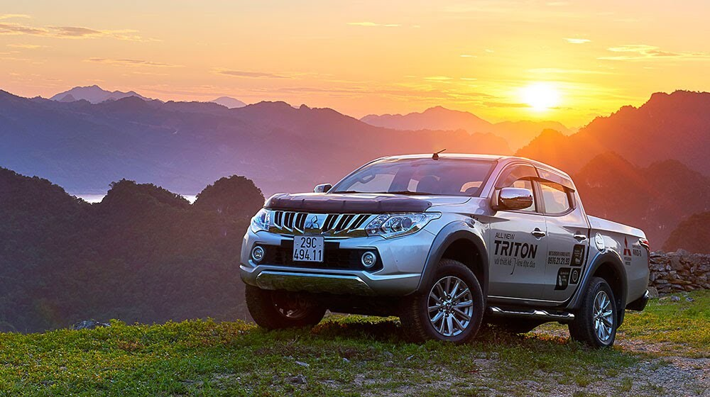 """Mitsubishi Triton – Trở lại thời """"vàng son"""" - Hình 1"""