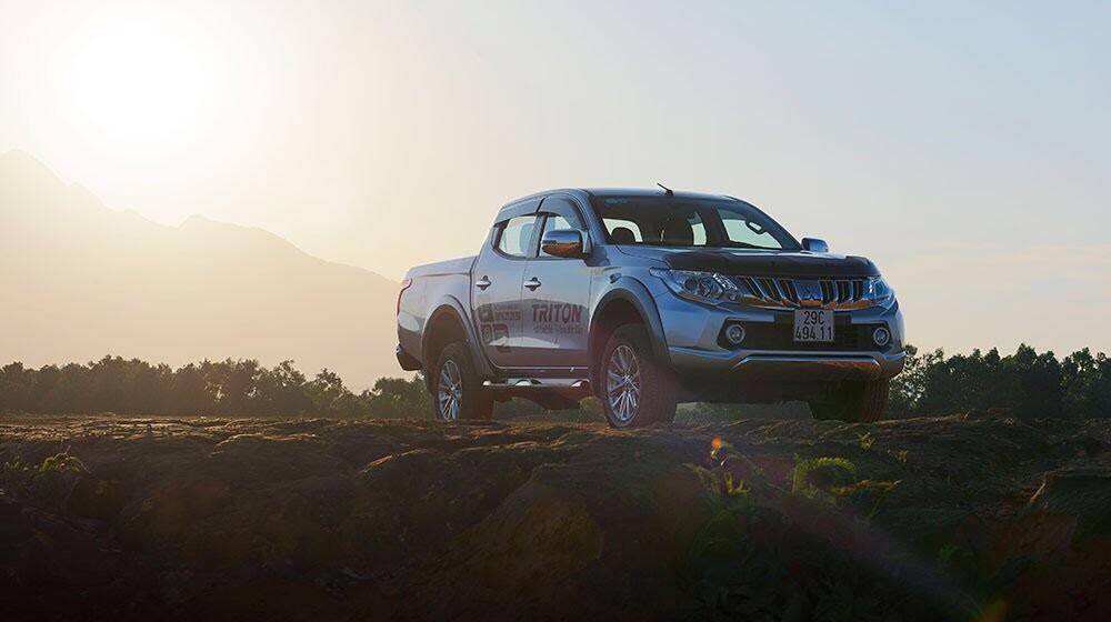 """Mitsubishi Triton – Trở lại thời """"vàng son"""" - Hình 2"""
