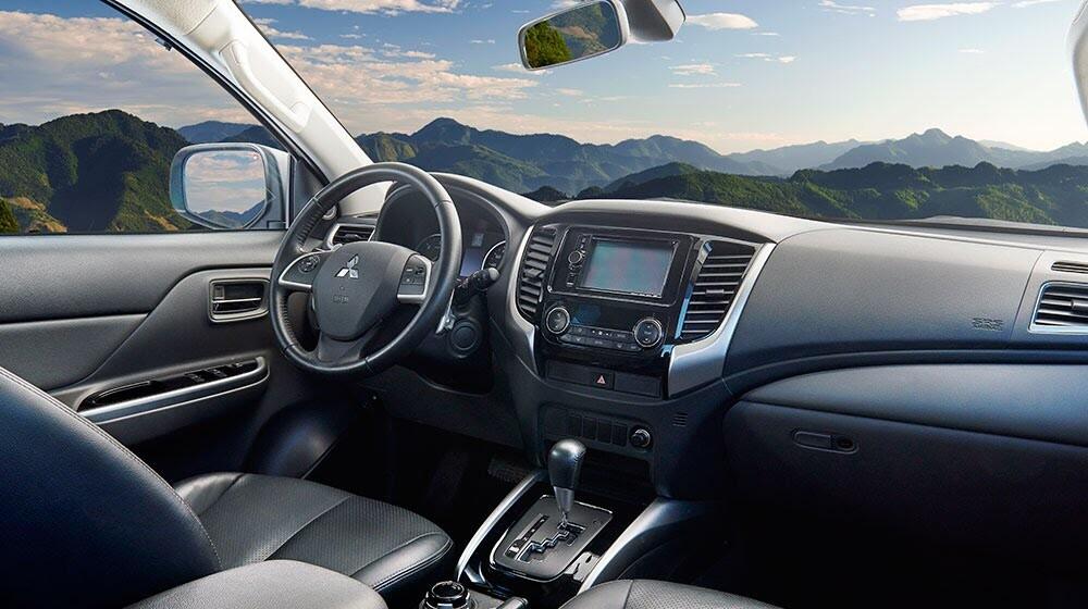 """Mitsubishi Triton – Trở lại thời """"vàng son"""" - Hình 6"""