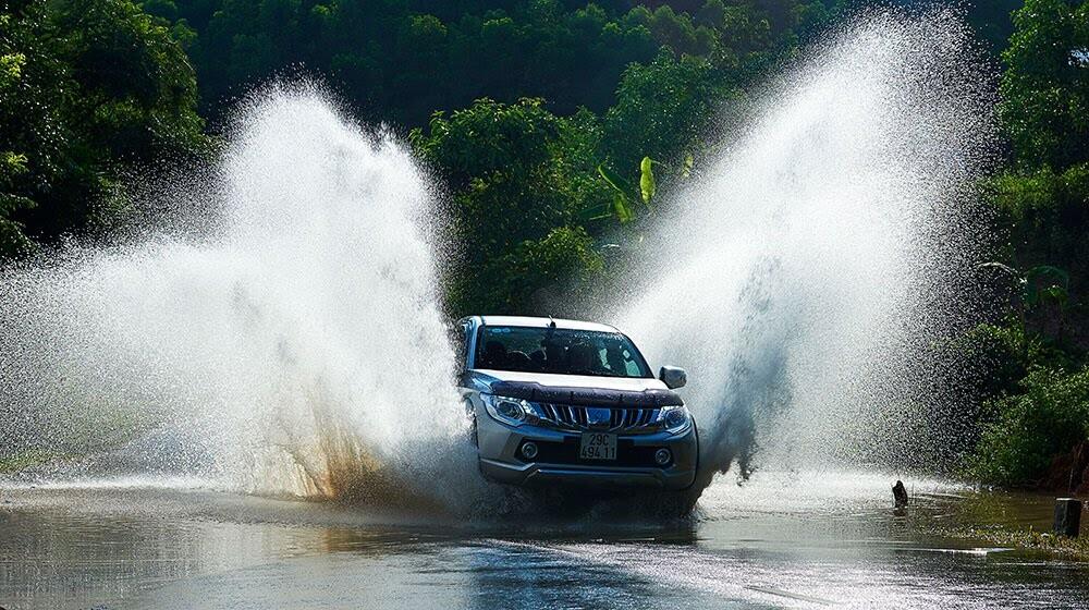"""Mitsubishi Triton – Trở lại thời """"vàng son"""" - Hình 10"""
