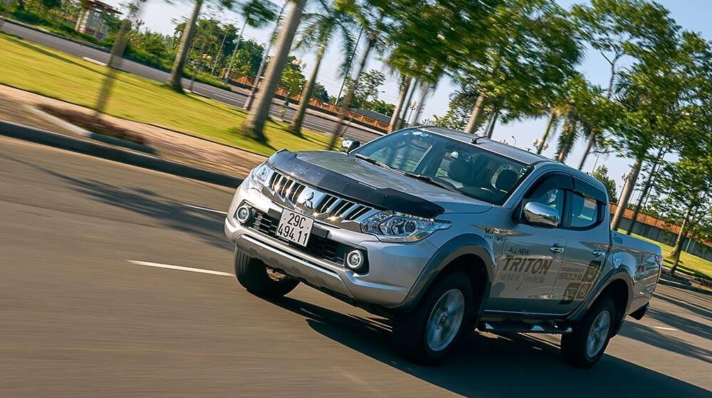 """Mitsubishi Triton – Trở lại thời """"vàng son"""" - Hình 12"""