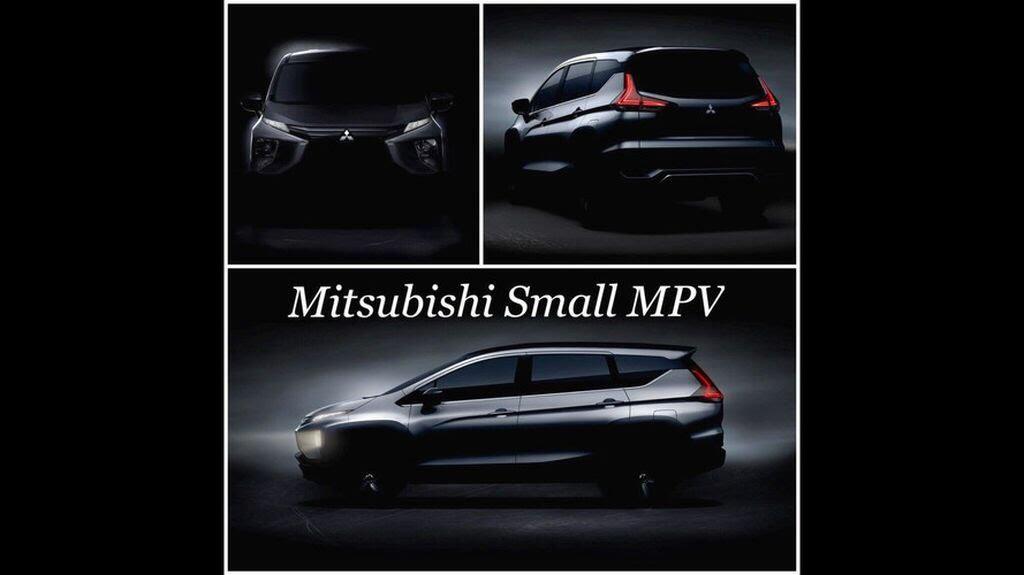 Mitsubishi tung loạt ảnh nhá hàng về Mitsubishi Expander thương mại mới - Hình 1