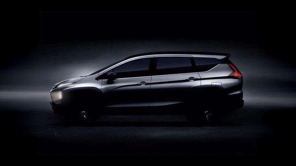 Mitsubishi tung loạt ảnh nhá hàng về Mitsubishi Expander thương mại mới - Hình 2