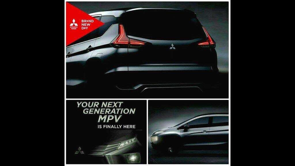 Mitsubishi tung loạt ảnh nhá hàng về Mitsubishi Expander thương mại mới - Hình 3