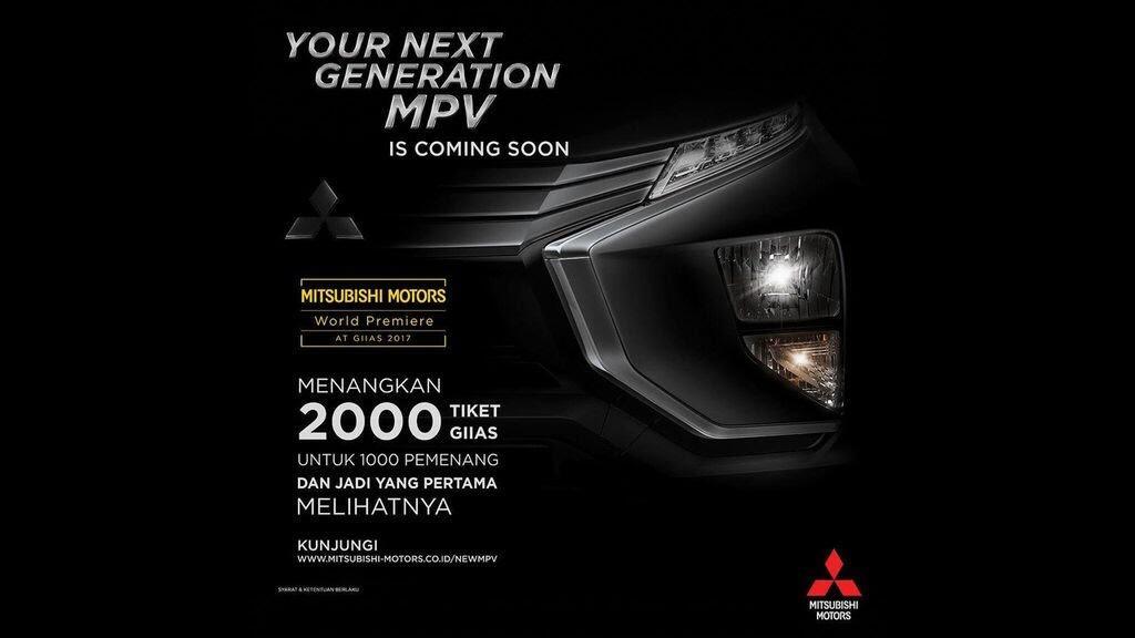 Mitsubishi tung loạt ảnh nhá hàng về Mitsubishi Expander thương mại mới - Hình 4