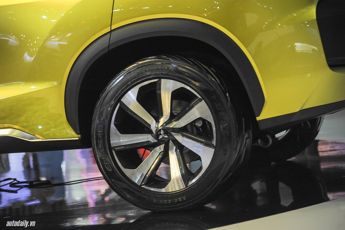 """Mitsubishi XM Concept – """"tâm điểm"""" của Mitsubishi tại VMS 2017 - Hình 3"""