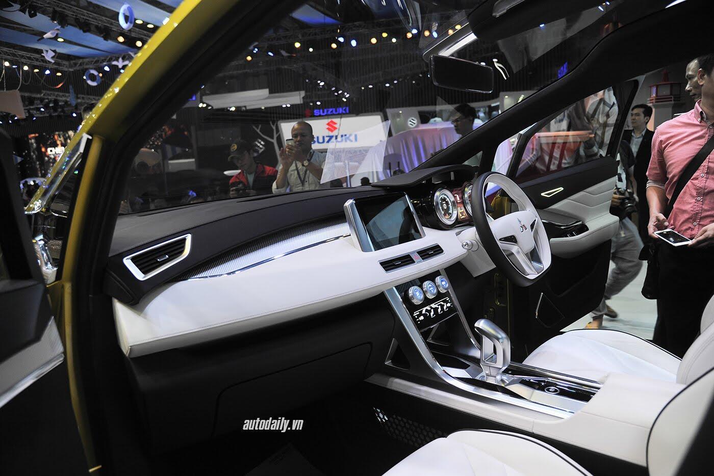 """Mitsubishi XM Concept – """"tâm điểm"""" của Mitsubishi tại VMS 2017 - Hình 5"""
