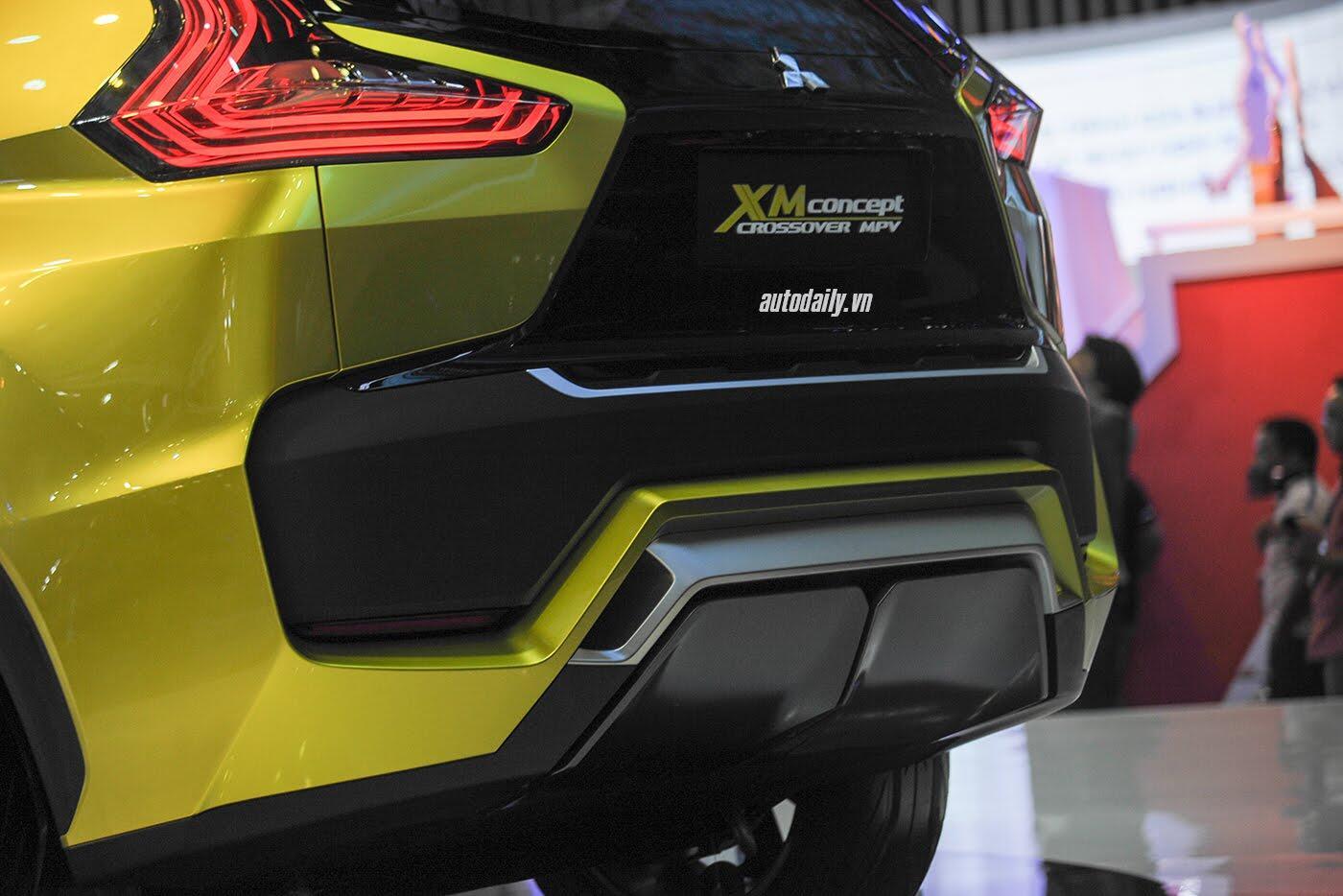 """Mitsubishi XM Concept – """"tâm điểm"""" của Mitsubishi tại VMS 2017 - Hình 7"""