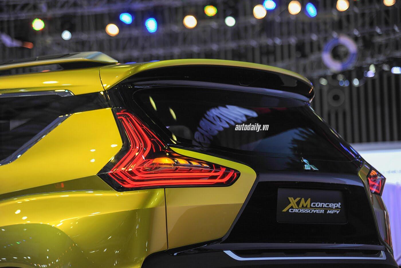 """Mitsubishi XM Concept – """"tâm điểm"""" của Mitsubishi tại VMS 2017 - Hình 8"""