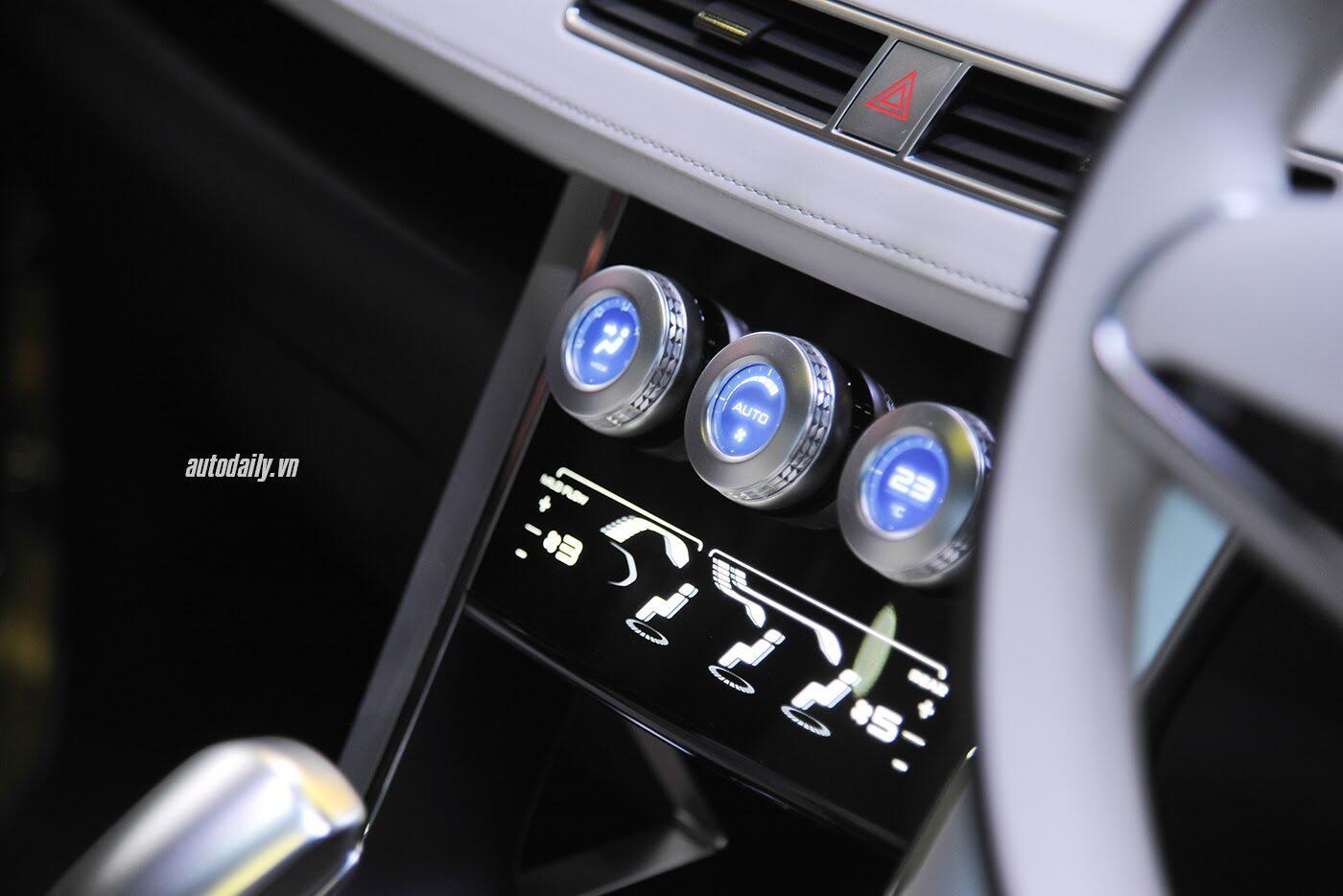 """Mitsubishi XM Concept – """"tâm điểm"""" của Mitsubishi tại VMS 2017 - Hình 12"""