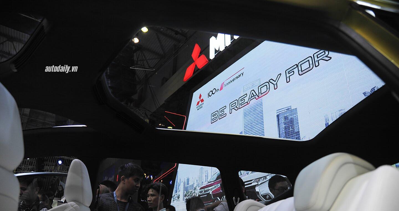 """Mitsubishi XM Concept – """"tâm điểm"""" của Mitsubishi tại VMS 2017 - Hình 15"""