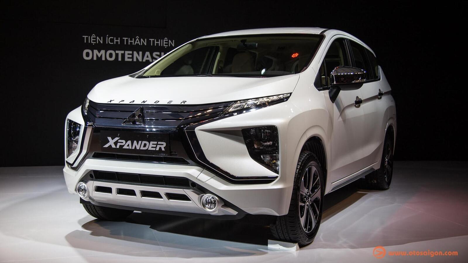 Mitsubishi Xpander đạt doanh số hơn 2.000 chiếc trong tháng 05/2019 - Hình 1