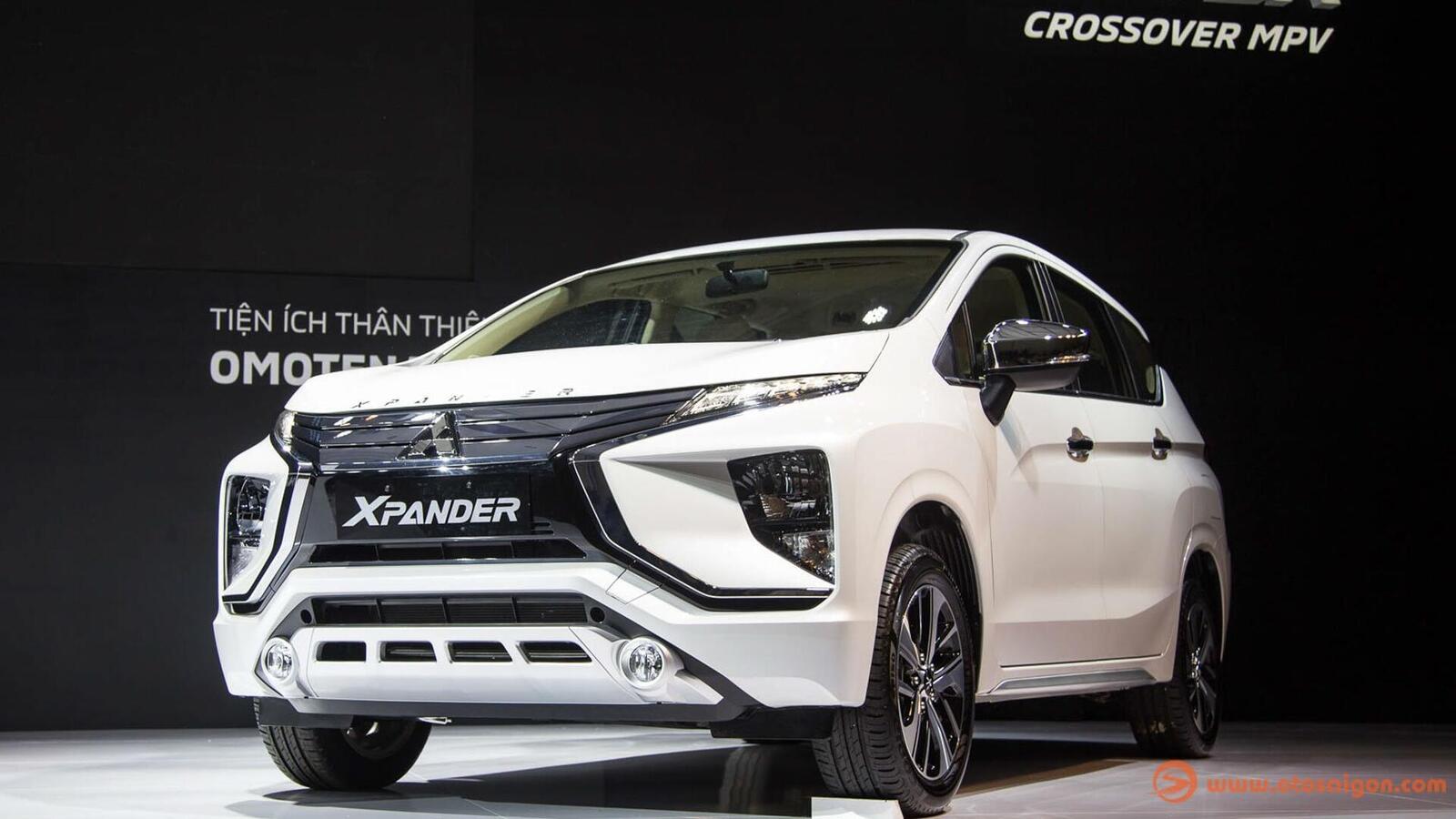 Mitsubishi Xpander đạt doanh số hơn 2.000 chiếc trong tháng 05/2019 - Hình 6