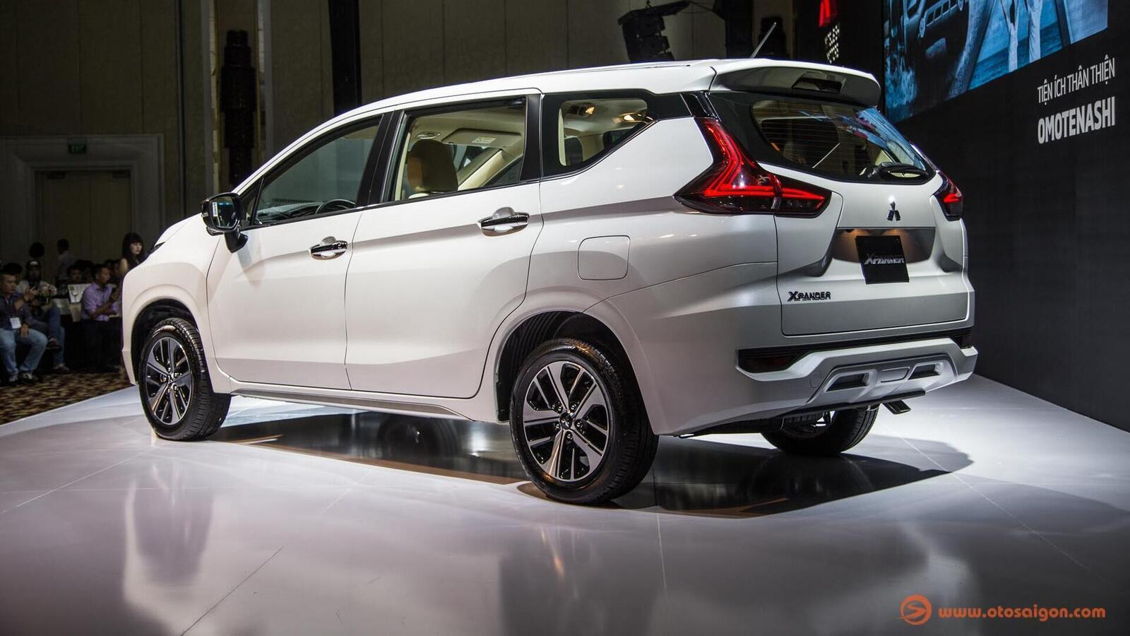"""Mitsubishi Xpander lại """"hụt hơi"""" khi tăng tốc - tại Việt Nam - Hình 3"""