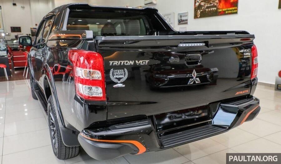 Mitubishi Triton Athlete chính thức ra mắt khách hàng Malaysia, giá chỉ 729 triệu VNĐ - Hình 2