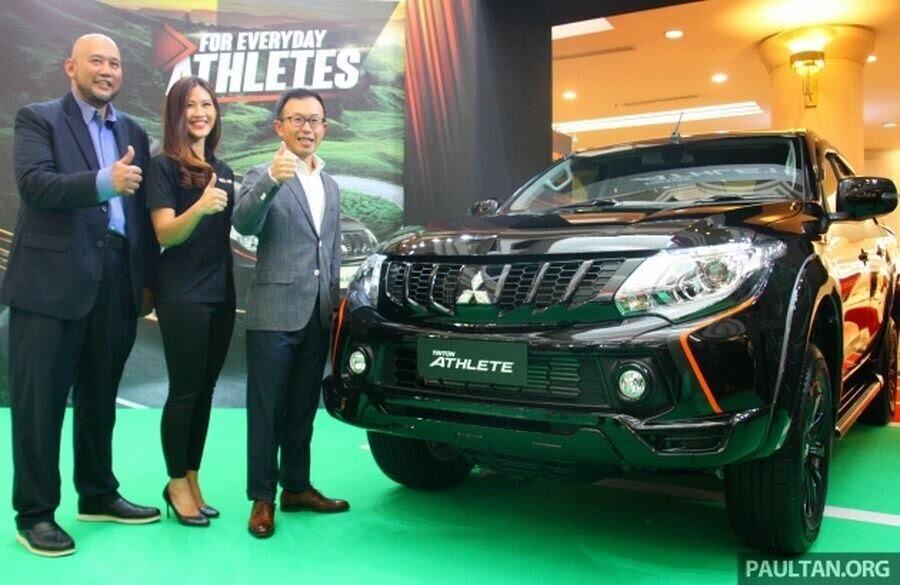Mitubishi Triton Athlete chính thức ra mắt khách hàng Malaysia, giá chỉ 729 triệu VNĐ - Hình 6