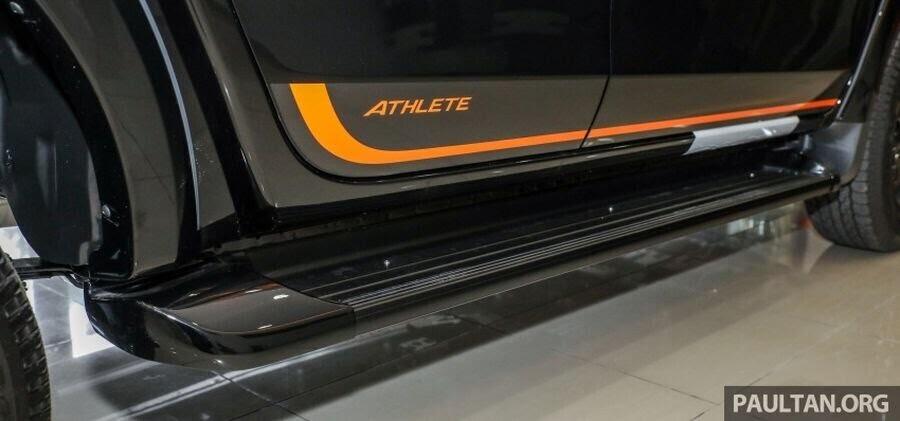 Mitubishi Triton Athlete chính thức ra mắt khách hàng Malaysia, giá chỉ 729 triệu VNĐ - Hình 8