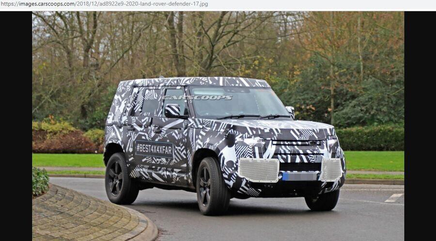 """Mới khai tử năm ngoái, Land Rover Defender đã nhanh chóng được """"hồi sinh"""" - Hình 2"""