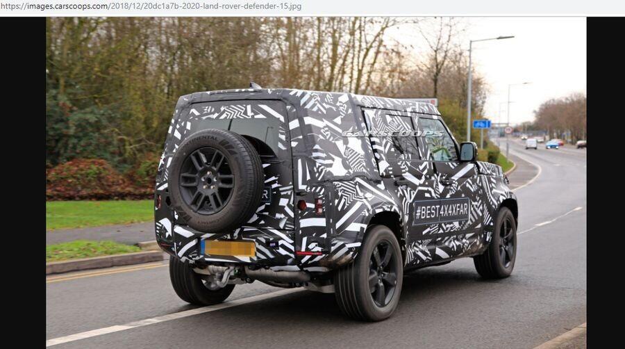 """Mới khai tử năm ngoái, Land Rover Defender đã nhanh chóng được """"hồi sinh"""" - Hình 3"""