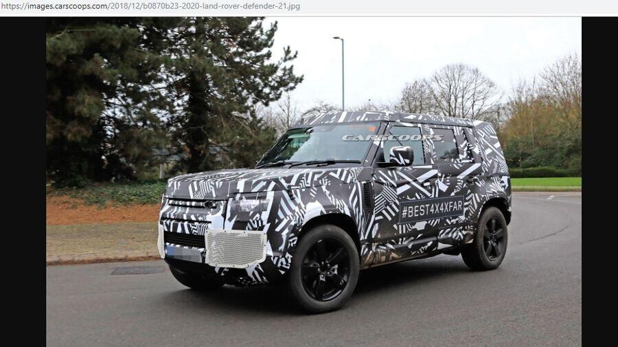 """Mới khai tử năm ngoái, Land Rover Defender đã nhanh chóng được """"hồi sinh"""" - Hình 4"""
