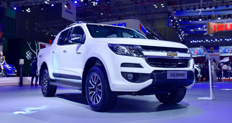 """Một không gian """"đậm chất Mỹ"""" của Chevrolet tại VMS 2017 - Hình 5"""