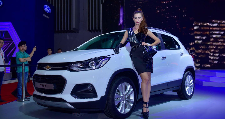 """Một không gian """"đậm chất Mỹ"""" của Chevrolet tại VMS 2017 - Hình 6"""